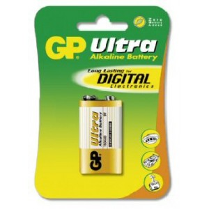 PP3 GP Ultra Battery