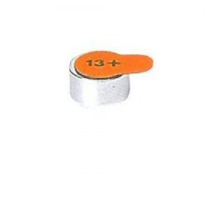 13 Hearing Aid Battery pack of 6