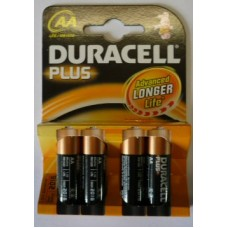 AA Duracell Plus Battery