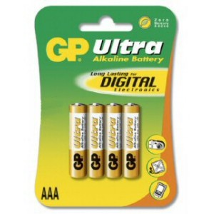 AAA GP Ultra Battery