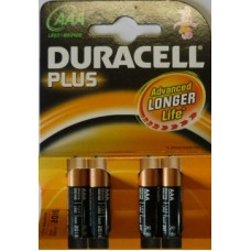 AAA Duracell Plus Battery
